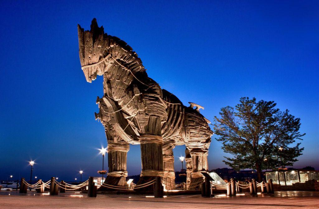 Troy ,Gallipoli